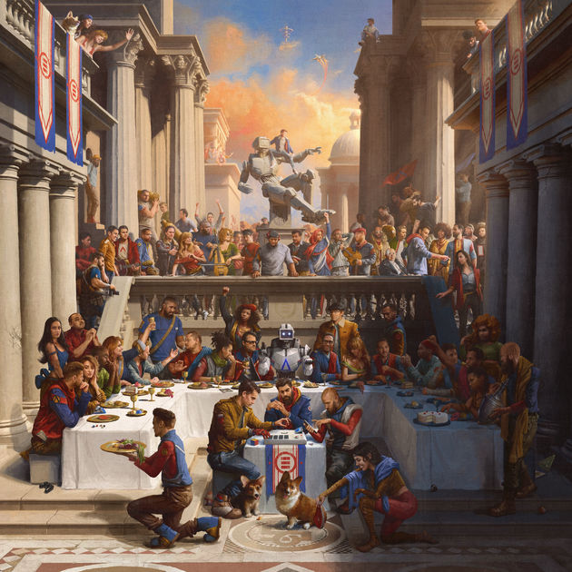 Does Logic's Album Everybody Make Him A Contender For Hip-Hop Royalty?