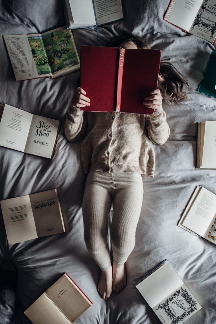 10 Tricks to Reading More Books in 2021